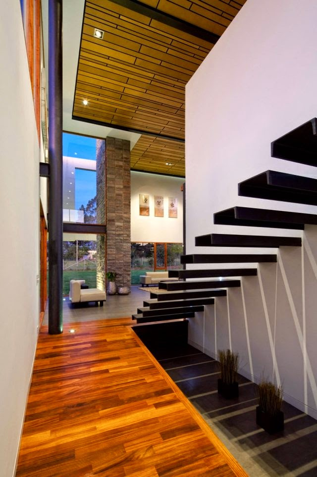 Modern Latest modern stairs designs ideas