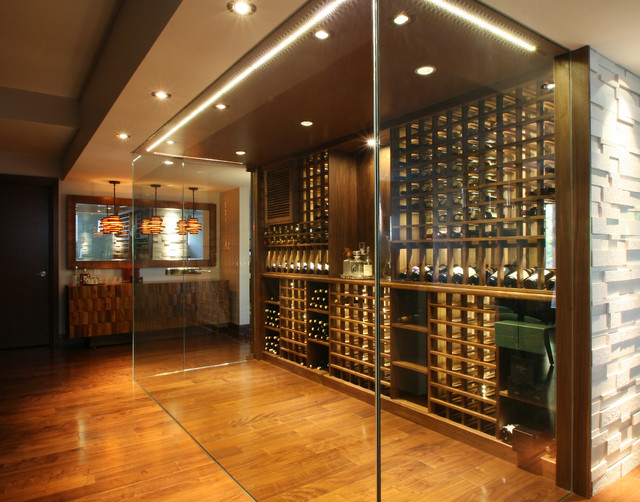 31 modern wine cellar design ideas to impress your guests
