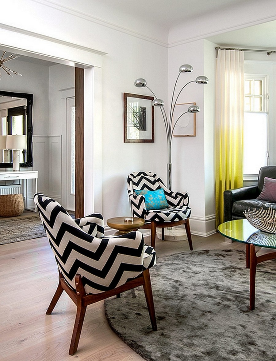 11 modern interior color trends to try in 2016 - White walls living room ...