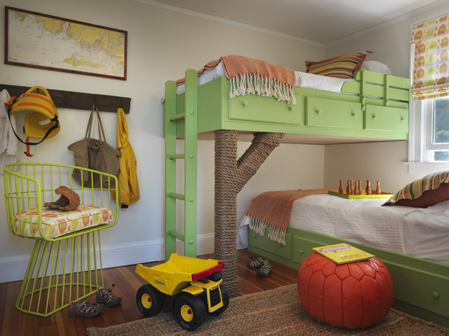 26 cute beach style kid 39 s bedroom design ideas for Small bedroom ideas kids