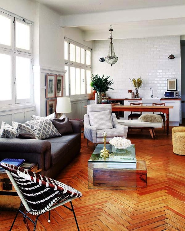 On Style Today 2020 12 13 Cool Living Room Kitchen For Small Apartments Here