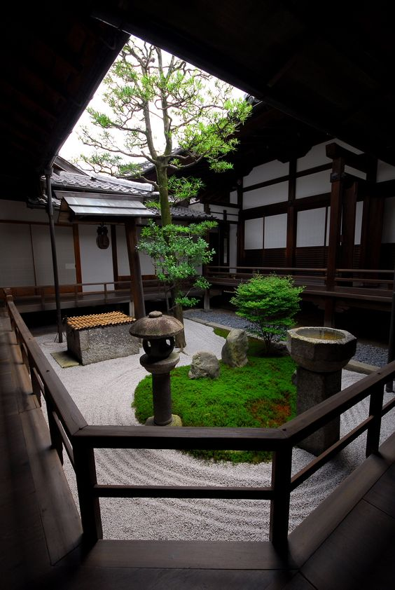 25 serene indoor zen garden for meditation - Japanese garden ideas for small spaces ...
