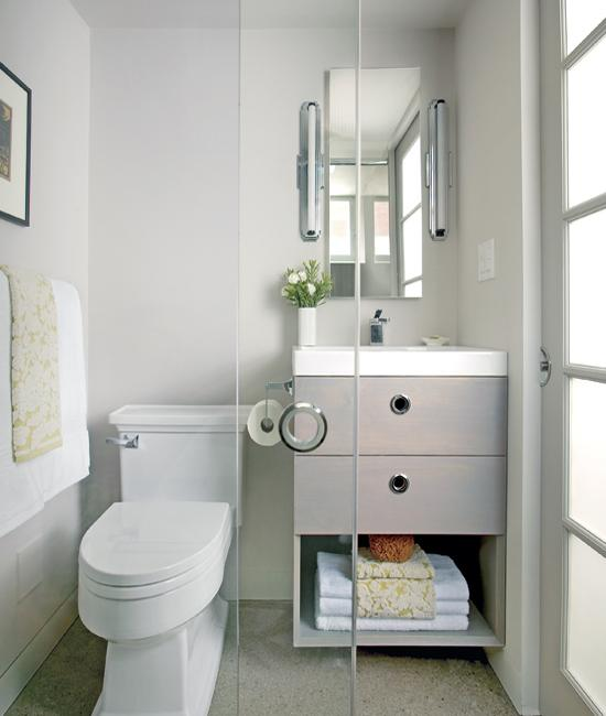 40 of the best modern small bathroom design ideas for Tiny space bathrooms