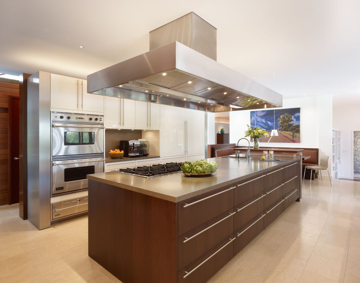 Spectacular Contemporary Kitchen Islands