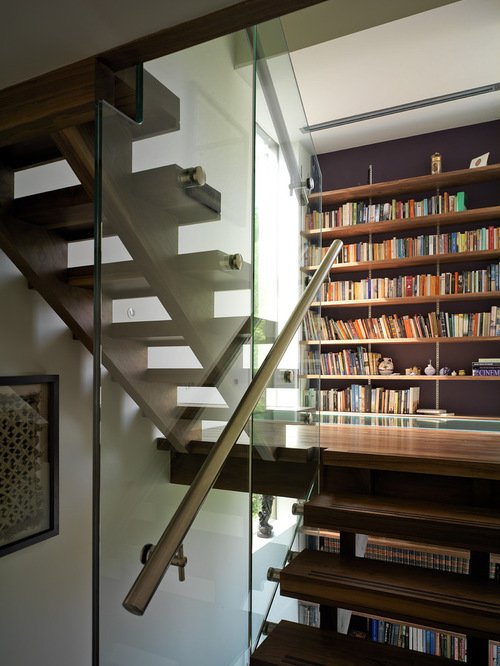 25 Best Ideas About Modern Staircase On Pinterest: 25 Modern Staircase Landing Decorating Ideas To Get Inspired