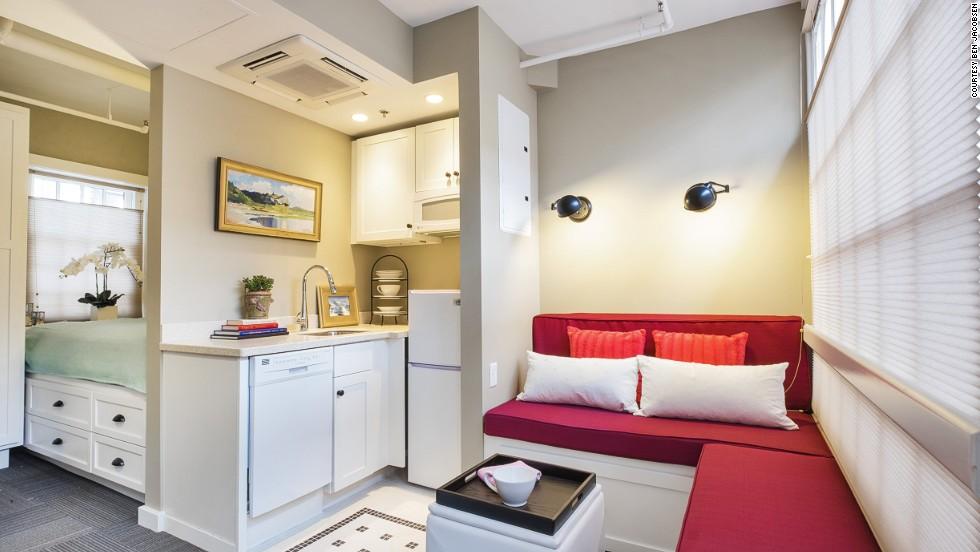 Studio Apartment Design Ideas
