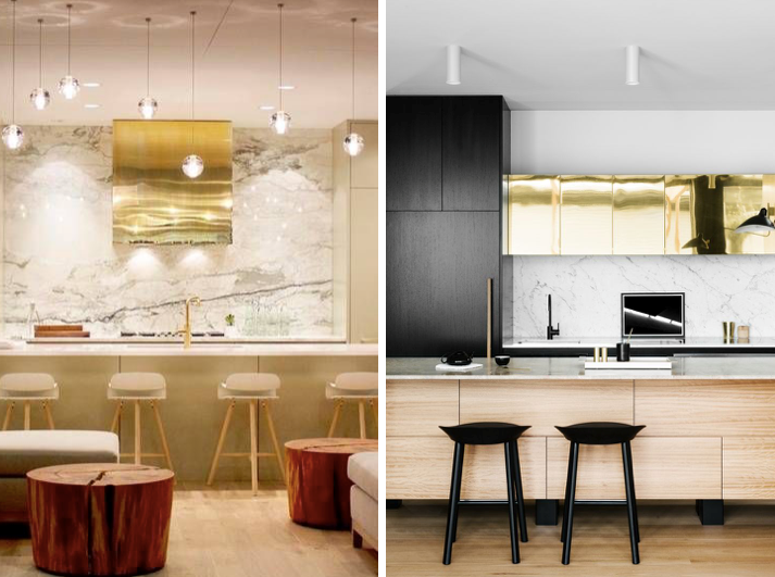 Trend Alert Copper and Brass in the Home