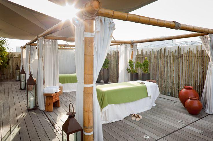 Zen-Inspired Deck