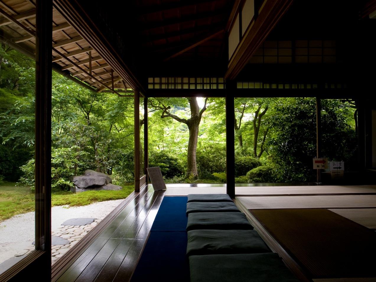 Zen-inspired-deck