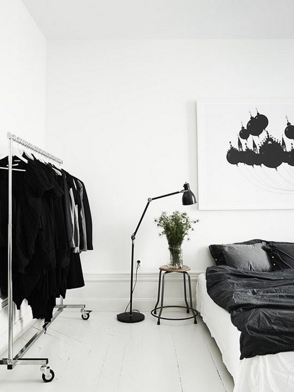 bachelor-bedroom-ideas-black-white-interior-design