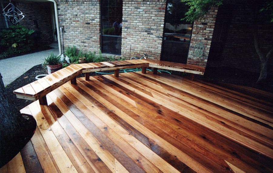 30 Outstanding Backyard Patio Deck Ideas To Bring A