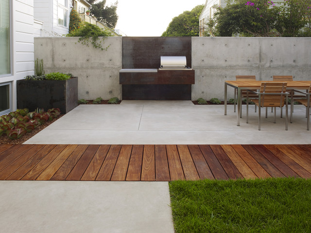 contemporary-patio design