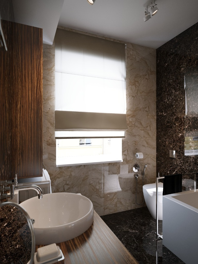 40 of the best modern small bathroom design ideas for Small modern bathroom designs 2012