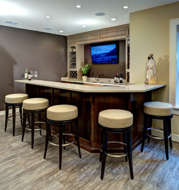 The Eclectic Home Design Ideas: Eclectic Design: 15 Home Bar Ideas To Enjoy Your Drinks