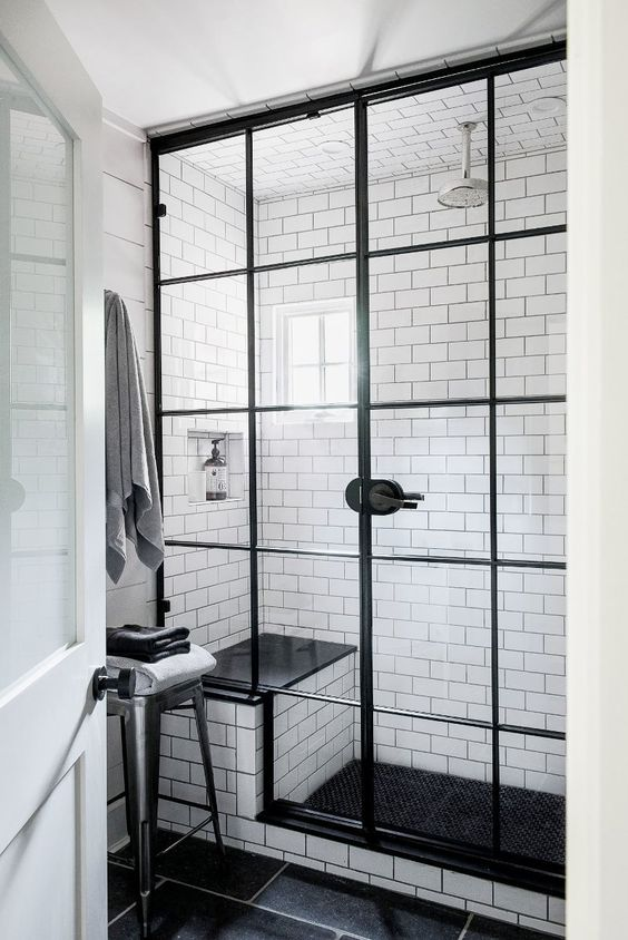40 of the best modern small bathroom design ideas for Small bathroom design black and white