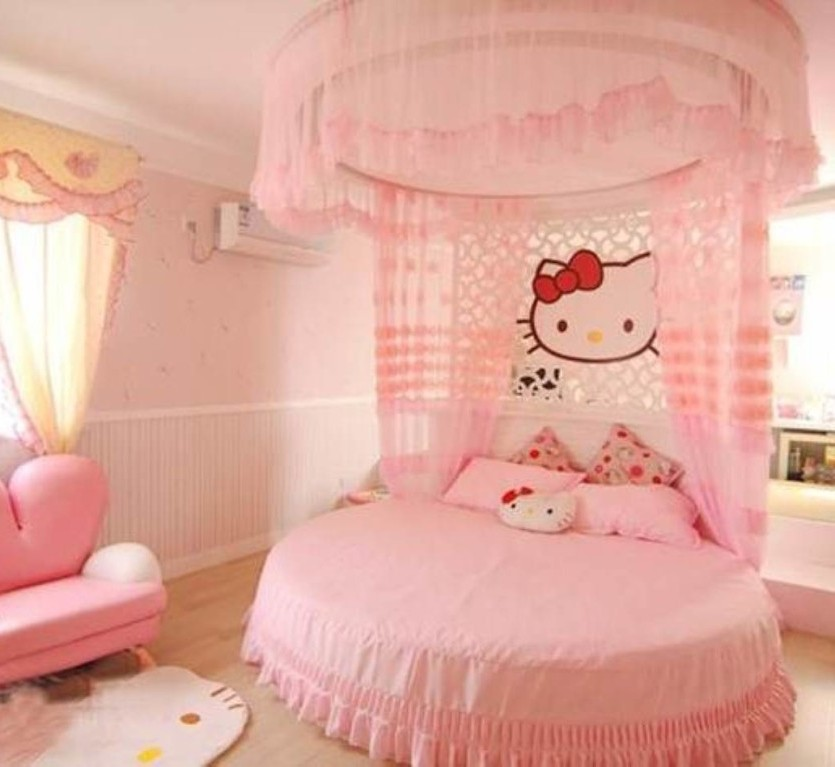 30 colorful girls bedroom design ideas you must like - Decorating little girls room ...