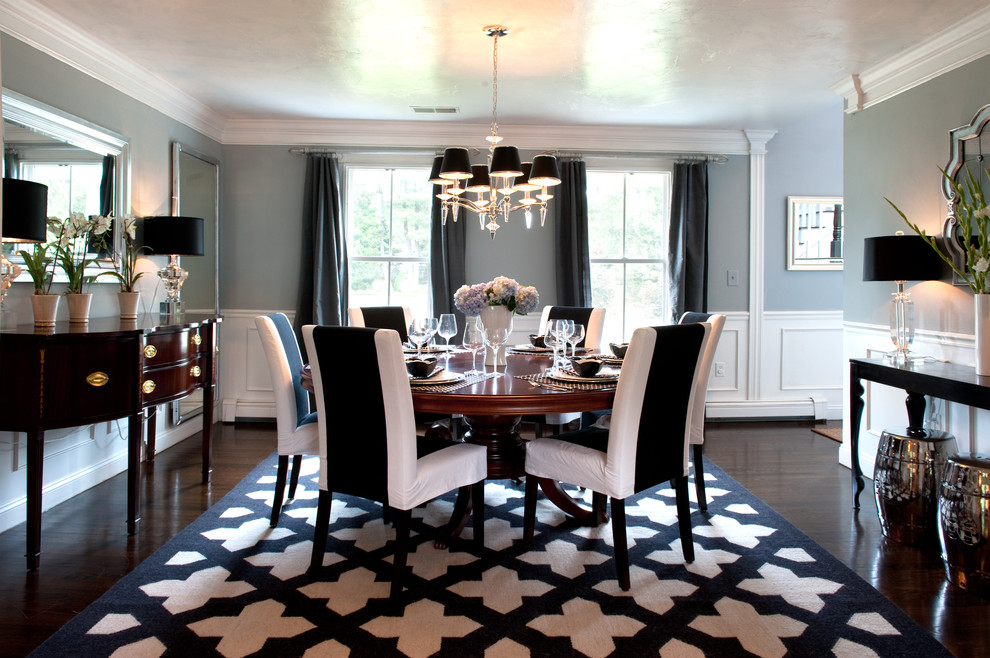 metro-traditional-dining-room