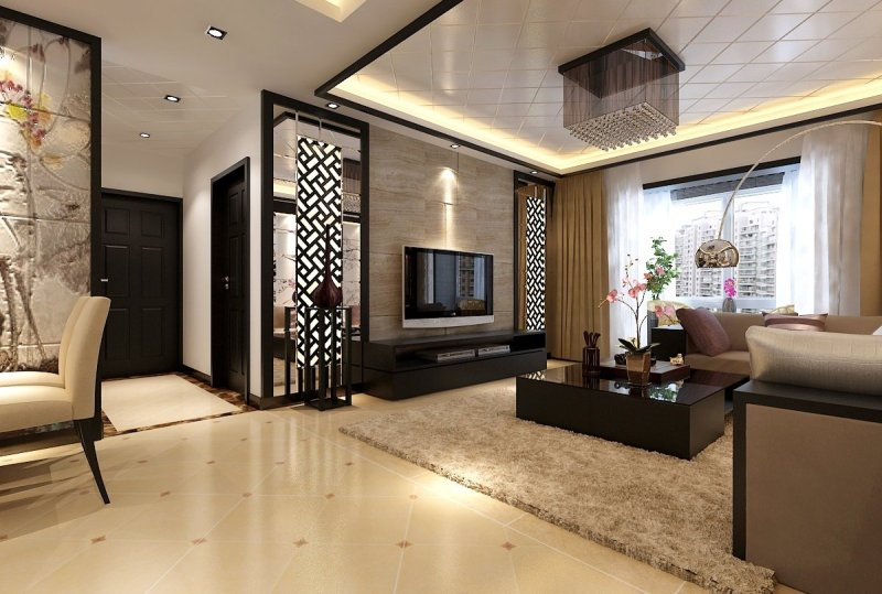 35 amazing modern living room design collection for Designer living room decorating ideas