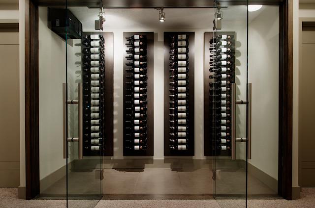 modern-wine-cellar decor