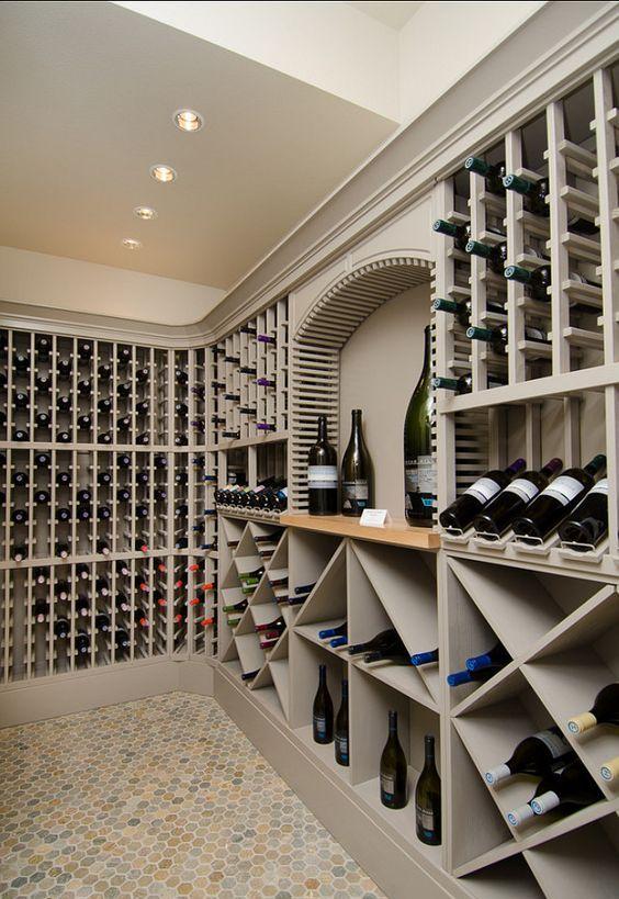 modern wine room ideas