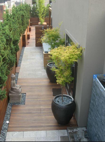 Marvelous Front Yard Zen Garden