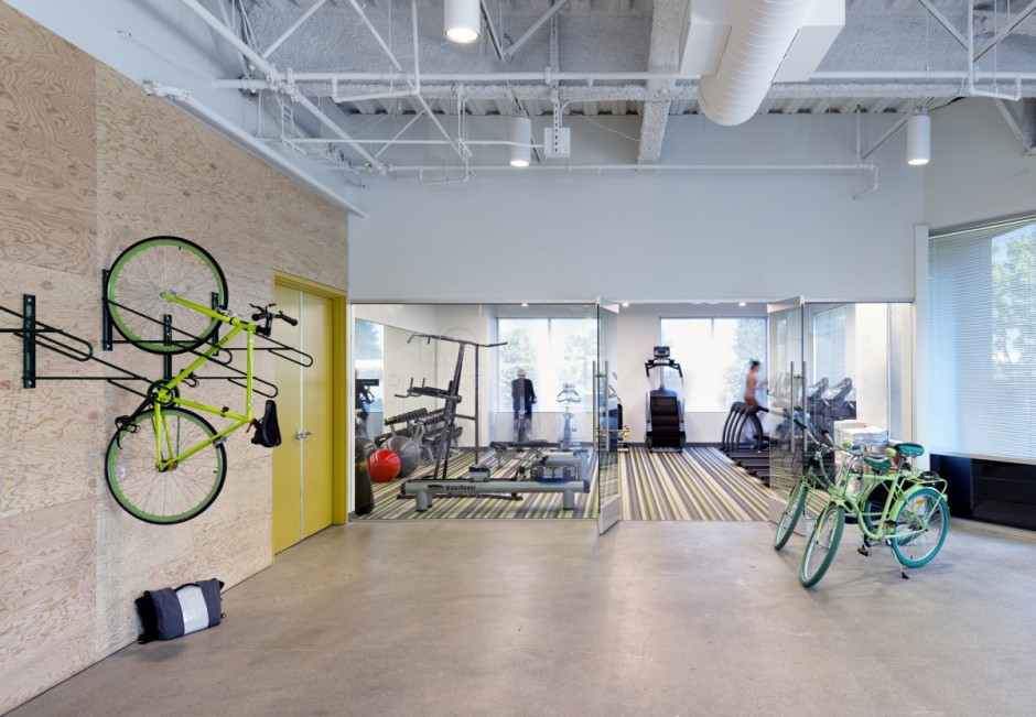 office-fitness-center
