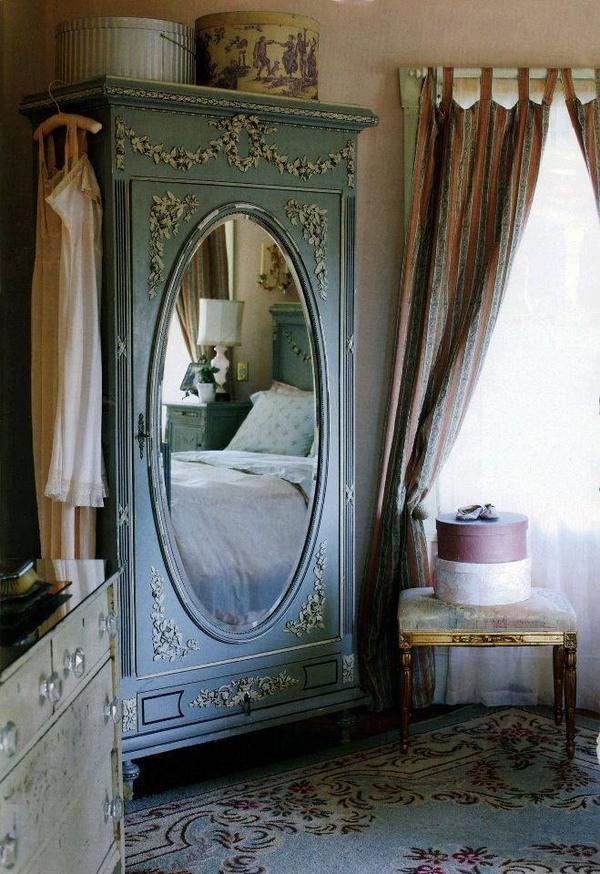15 bedroom armoire design ideas to get inspired for French antique bedroom ideas