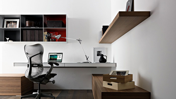 the home office is the best combination of personal and professional