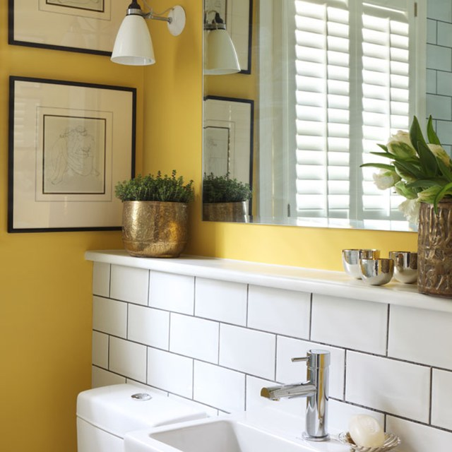 40 of the best modern small bathroom design ideas for Small washroom ideas