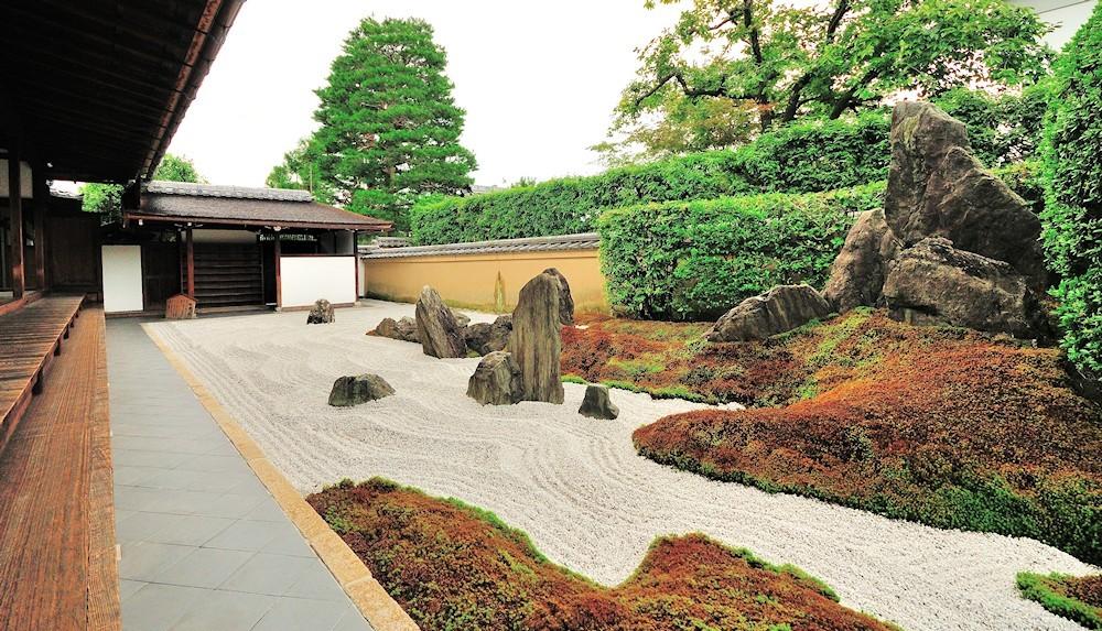 Zen Garden of Contemplation