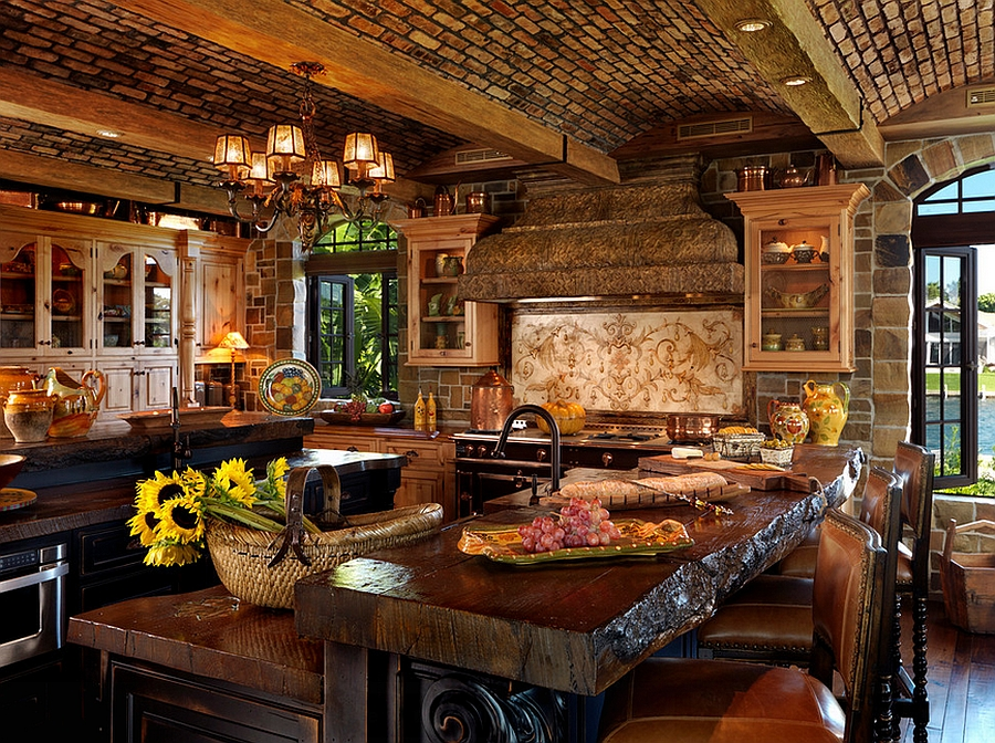 Amazing Mediterranean kitchen