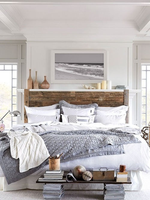 25 beach style bedrooms will bring the shore to your door for Coastal bedroom design