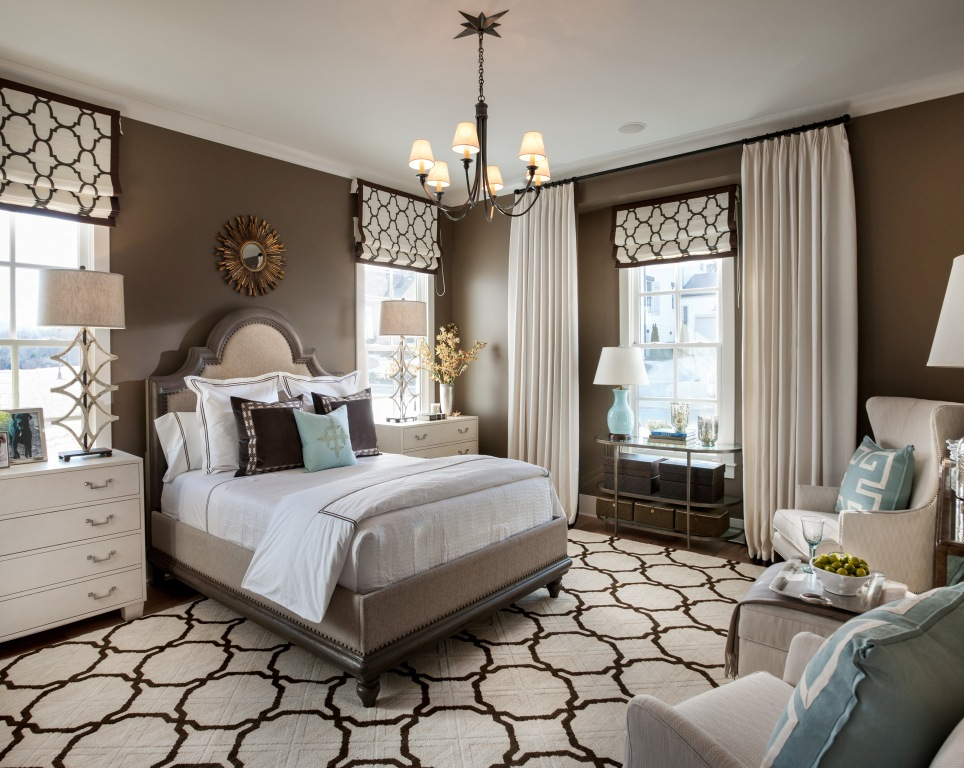 35 beautifully decorated master bedroom designs for Master bedroom designs images