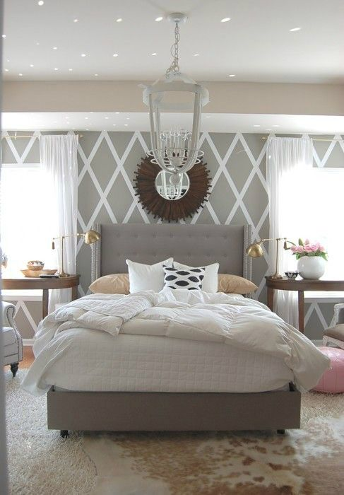 Beautifully Decorated Master Bedroom Designs (4)