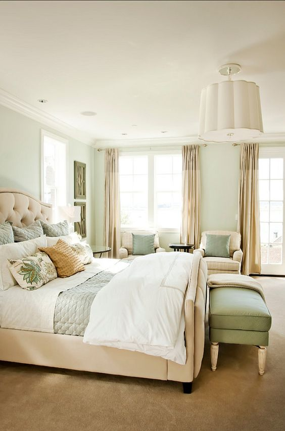 Beautifully Decorated Master Bedroom Designs (6)