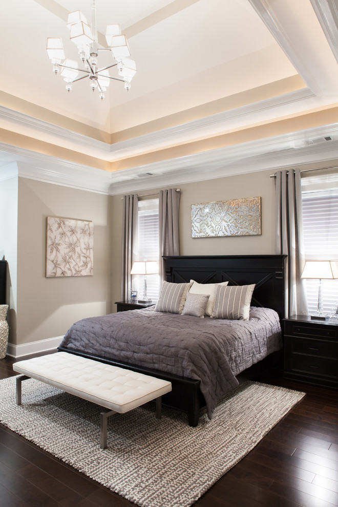 25 stunning transitional bedroom design ideas for Stunning bedroom designs