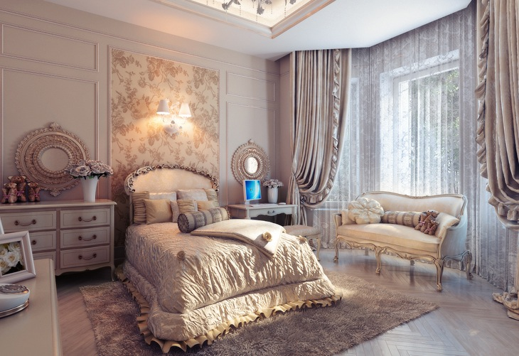 Bedroom Ideas Traditional 25 stylish and practical traditional bedroom designs