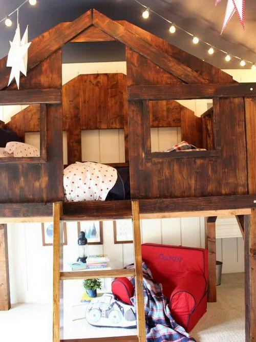 Boy's Bedroom Design Idea