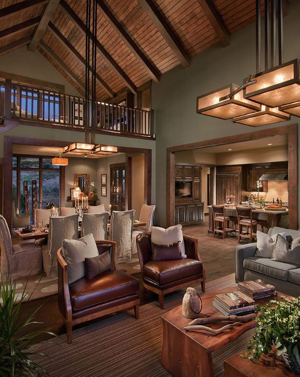 modern rustic decor living room 25 rustic living room design ideas for your home 20610