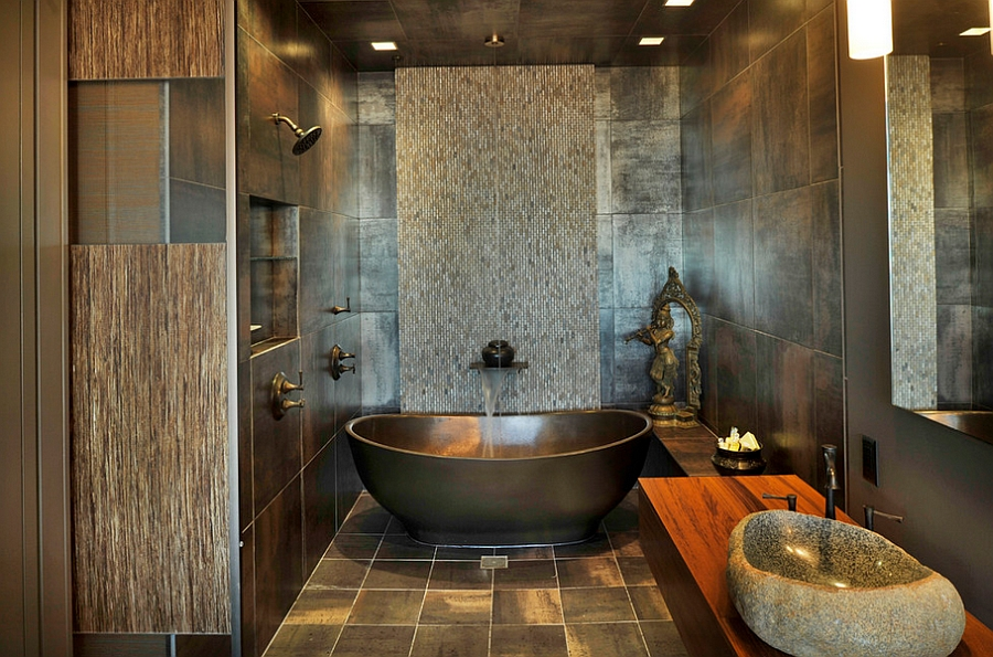 Contrasting-textures-in-the-modern-bathroom.