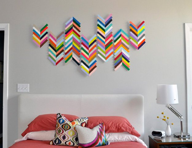 35 easy creative diy wall art ideas for decoration for How to make creative drawings