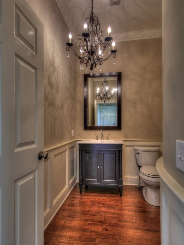 45 luxurious powder room decorating ideas for Gorgeous powder rooms