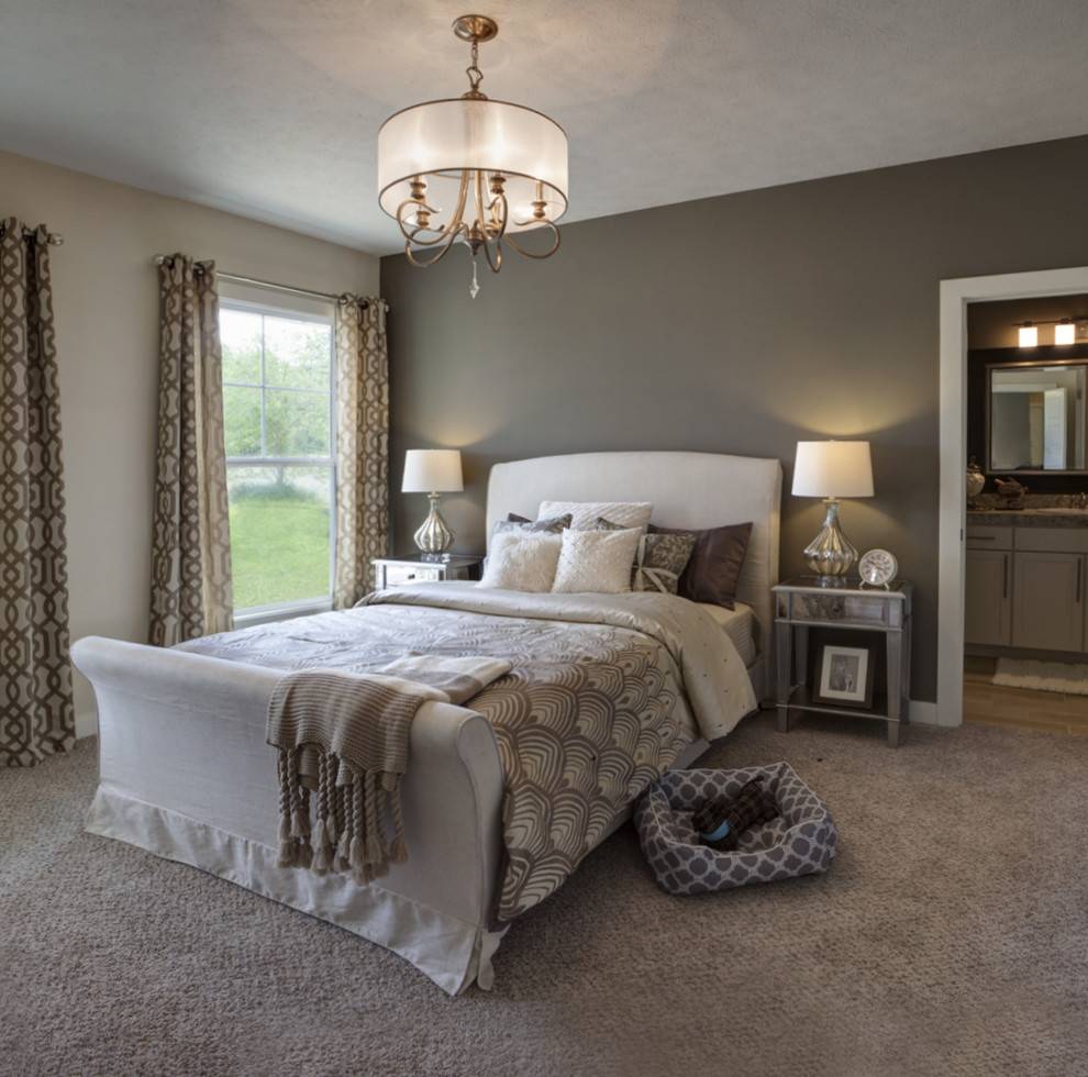 25 Bedroom Design Ideas For Your Home: 25 Stunning Transitional Bedroom Design Ideas