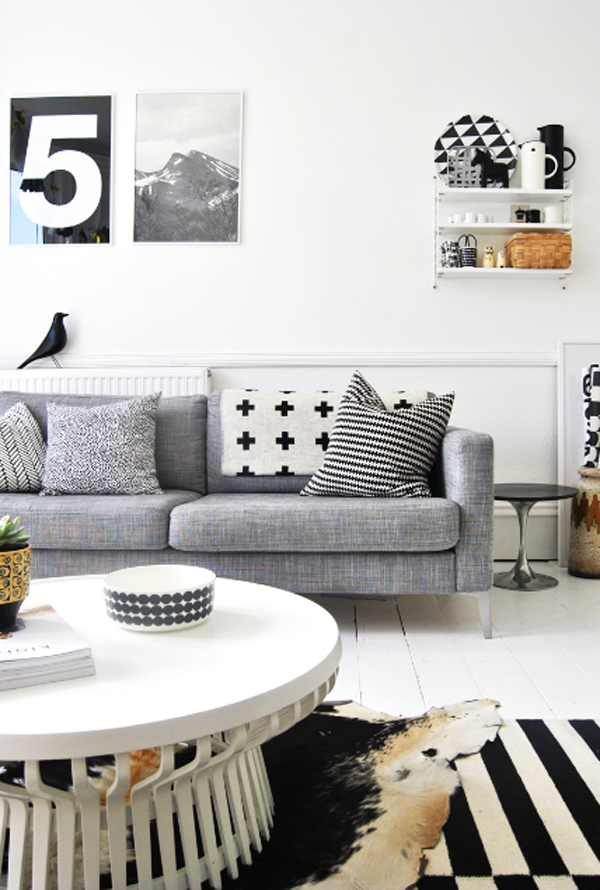 white living room decorating ideas. living room decoration square, Home designs