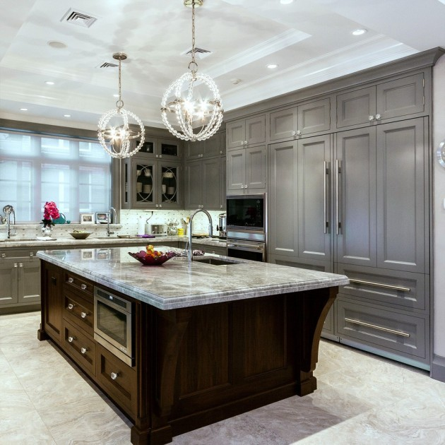 Luxurious Kitchens and Baths