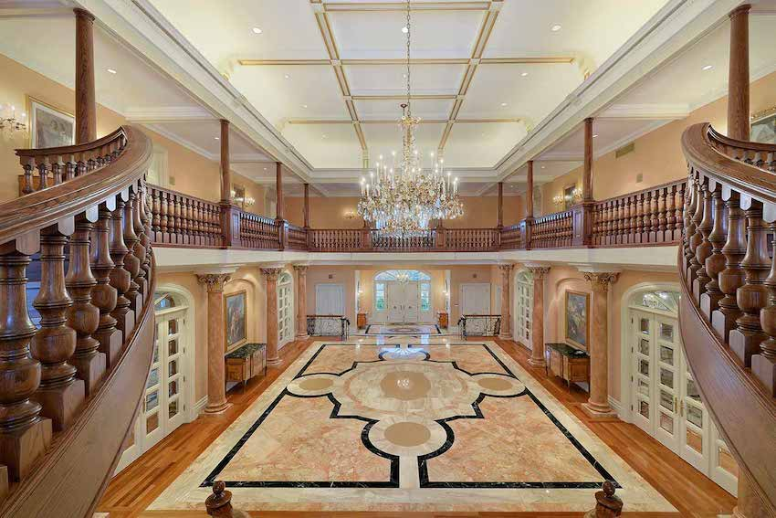 Luxury Foyer Decorating And Design Ideas 2