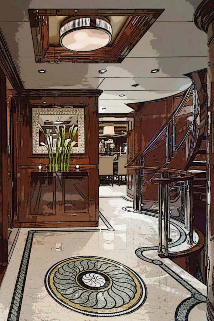 Foyer Home Office : Luxury foyer decorating and design ideas