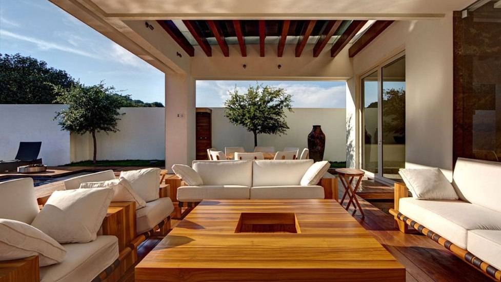25 Great Ideas For Modern Outdoor Design on Designer Outdoor Living id=83866