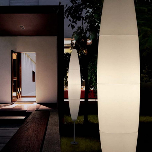 Modern Outdoor Patio Lighting Design