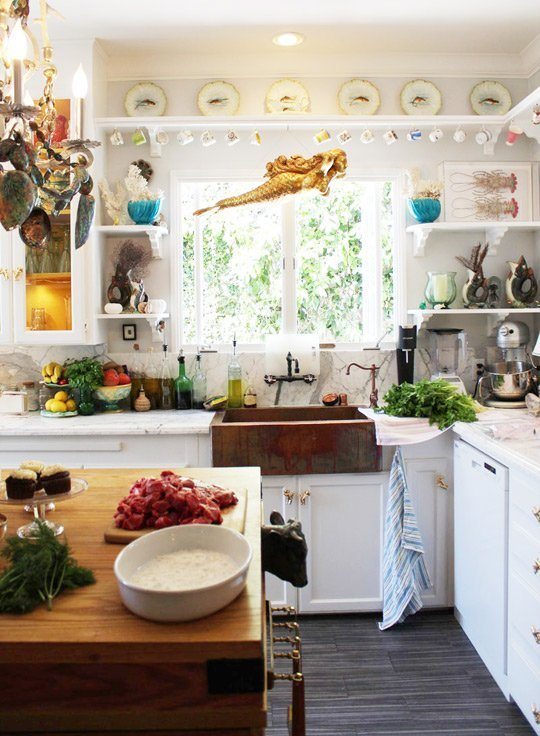 Checkout most popular types of eclectic kitchen designs for Kitchen ideas eclectic